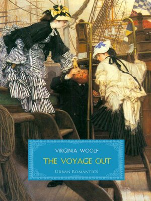 cover image of The Voyage Out